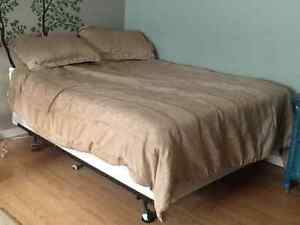Double bed (complete set)