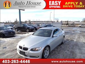 2007 BMW 3-Series 335i Coupe Leather  Sunroof