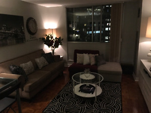 Cozy Beautiful two-bedroom  Condo in Downtown's Core