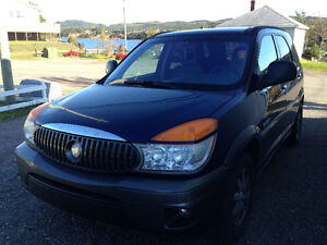 2003 Buick Rendezvous Suv SUV, Crossover St. John's Newfoundland image 1