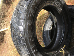 "2  13"" winter tires for sale"