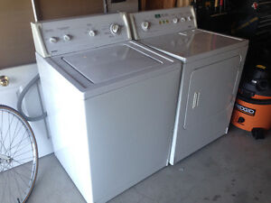washer+dryer, great condition. Need it gone.