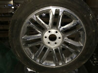 22 Escalade Platinum Rims - Mint Mint Mint