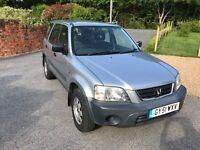 Honda CRV automatic petrol £1,495
