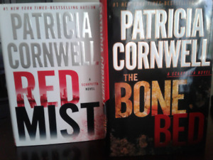 THIS WEEK 50% OFF on 'RED MIST' 'THE BONE BED'&'SCARPETTA'...