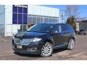 2014 Lincoln MKX RESERVE   AWD   HEATED/COOLED LEATHER   NAV