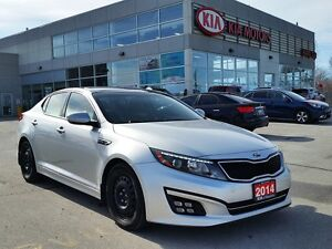 2014 Kia Optima SX-TURBO | LEATHER | SUNROOF | NAVI