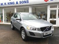 Volvo XC60 SE 2.0D4 Manual Crossover Silver 2013