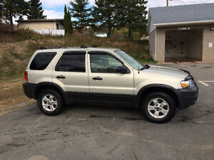 2005 Ford Escape XLT SUV, Crossover V6 3.0L