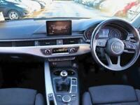 2016 Audi A4 2.0 TDI Ultra 190 Sport 4dr Saloon Diesel Manual