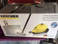 Kärcher SC 1020 steam cleaning