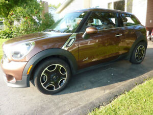 2013 Mini Paceman - All 4 - Low KMs