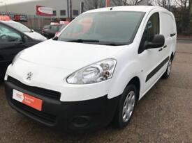 Peugeot Partner 1.6HDi Crew Van