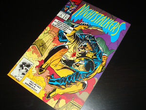 MARVEL COMICS-NIGHTSTALKERS-N.4-LIVRE/BOOK