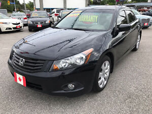 2008 Honda Accord EXL SEDAN...LOADED...MINT CONDITION