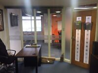 Office to let *central location* (BH4) £375 per month