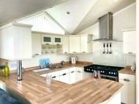 Luxury Pre Owned Lodge For Sale In North Wales