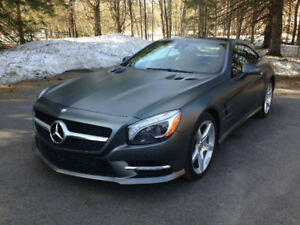 MERCEDES SL550 2013 ROADSTER DÉCAPOTABLE