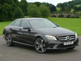 image for 2020 Mercedes-Benz C CLASS DIESEL SALOON C300de Sport Edition 4dr 9G-Tronic Auto