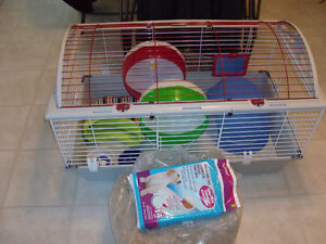 Large Small Animal Cage PLUS Accessories REDUCED!!