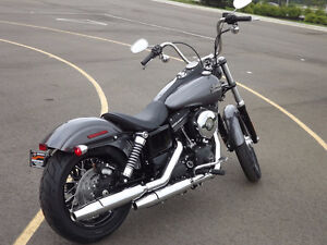 NEW...Bad A$$ Harley Street Bob 14,499..OBO...Save Thousands