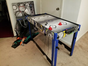 air hockey table play set for sale