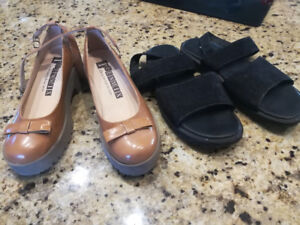 Women's sandals 2 for $15
