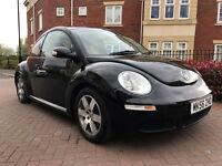 Volkswagen Beetle 1.6 LUNA (black) 2006
