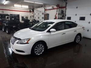 NISSAN SENTRA S 2013 , TRES PROPRE , TRES FIABLE
