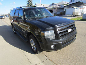 Ford Expedition MAX Limited Edition 4X4 RemoteStart,DVD,Leather