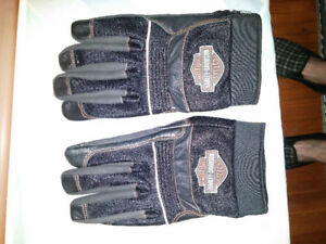 Harley Davidson Riding Gloves