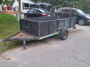 5'by10' utility trailer
