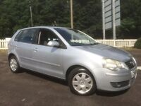 2006 Volkswagen Polo 1.4 SE 5dr