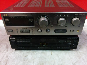 Reciever and 5 disc changer