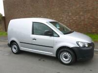 2012 Volkswagen CADDY C20 TDI 102 Van * SILVER ONLY 67K * Manual Small Van