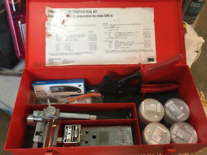 3M Cable Preparation Tool kit