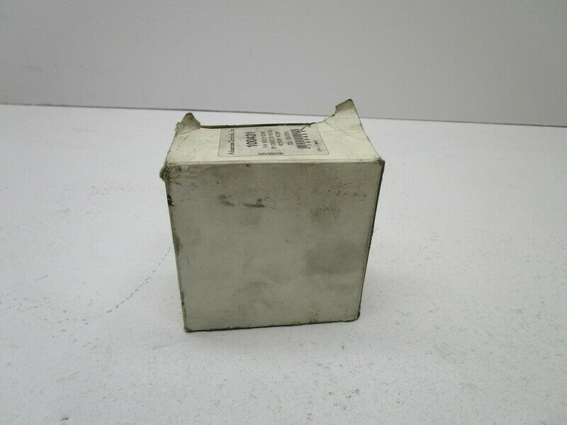 ADVANCE CONTROLS BF9.10-120VAC CONTACTOR 120V * NEW IN BOX *