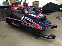 1979 polaris tx 440 superstock oval sled