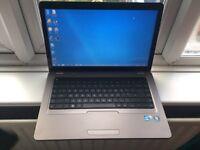 i3 4GB fast like new HP G62 HD 250GB window7, Microsoft office,kodi installed,ready to use