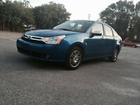 2011 Ford Focus ES Sedan full automatic