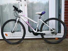 Btwin rockrider Girl's Mountain Bike - Used Good working order Age 9-1