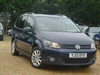 2013 Volkswagen Touran 2.0 TDI Sport 5dr (7 Seats) MPV Diesel Manual