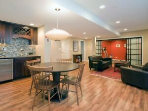 WANTED: ONE/TWO BEDROOM BASEMENT FOR RENT NEAR SHERIDAN