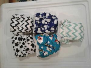 New Cloth Diaper sets