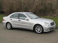 2005 Mercedes-Benz C220 CDI Classic SE Auto Diesel 4 Door Saloon