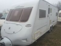 Fleetwood van lander 640-6 twin axle 2006 touring caravan