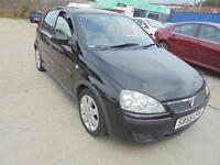 Vauxhall Corsa 1.2i 16v SXi 5 DOOR - 2005 55-REG - 6 MONTHS MOT