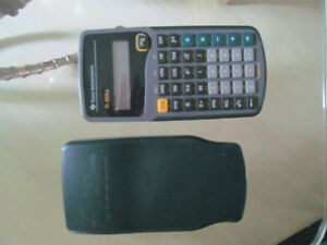 Calculators:  2 scientific calculators- 1 SHARP metric converter