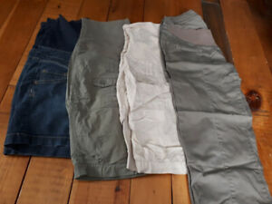 Shorts et pantalon de maternité