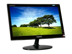 "SAMSUNG P2250 Rose Black 21.5"" 2ms(GTG) gaming or office."